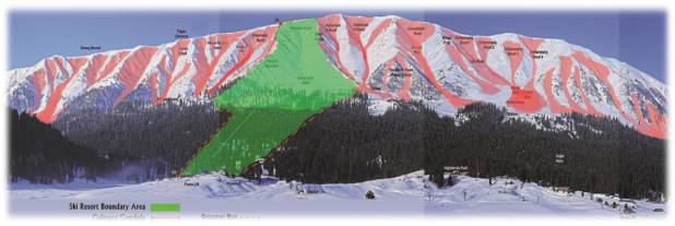 gulmarg-trail-map