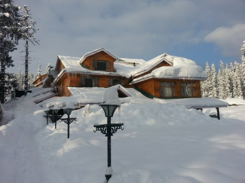 Guided Ski Holiday in the Himalaya