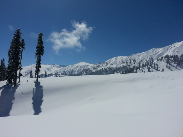 Himalaya Backcountry Skiing