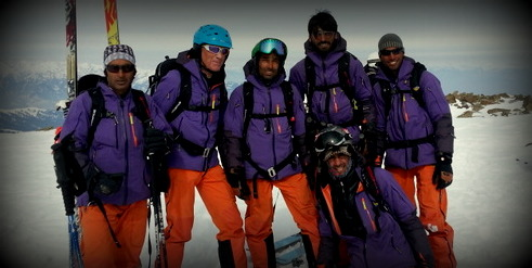 Ski Guides in Gulmarg