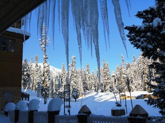 Powder Skiing in the Himalayas