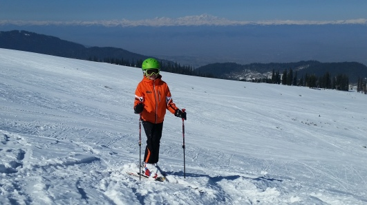 Freeride Beginner Camps in Gulmarg