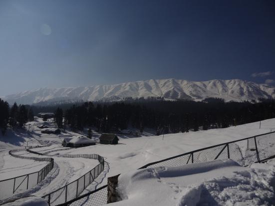 Ski Trip to Kashmir