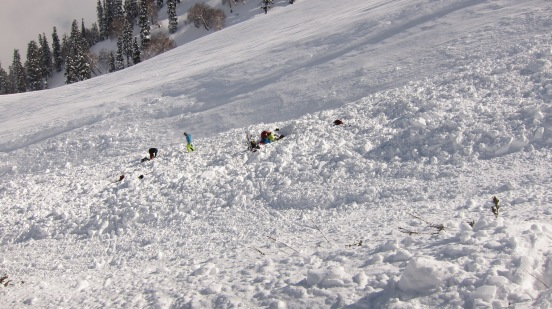 Gulmarg Avalanche Accident
